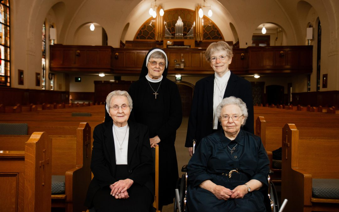 Four Sisters honored at 2020 Jubilee