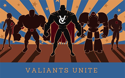 Let's celebrate the superheroes of VCS.
