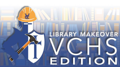 Valley Catholic High School Library Makeover