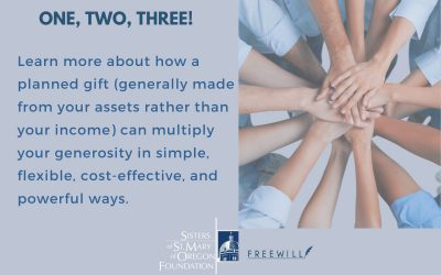 Three Smart Ways to Join our Mission